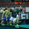 Mattias Samuelsson měl ve čtvrtfinále s Němci kapitánskou pásku místo svého jmenovce Johana. FOTO: Flickr IFF