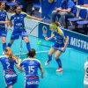 Hana Koníčková slaví gól ve finále Poháru mistrů do sítě Täby. Foto: Martin Flousek