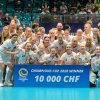 Hráčky Täby FC se zlatými medailemi. Foto: Martin Flousek