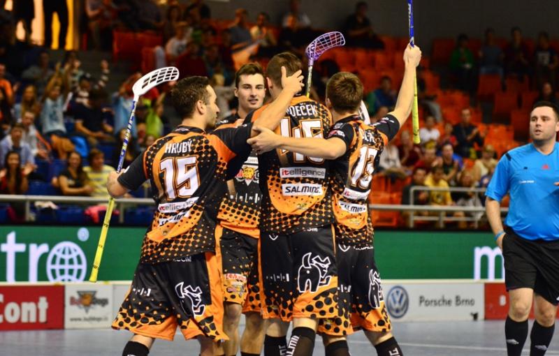 Buldoci postupují do semifinále. Foto: Martin Dvořák