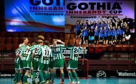 Gothia 2015: Bohemians a FA Mladá Bolelsav