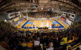 Opavská sportovní hala. Foto: hala-opava.cz