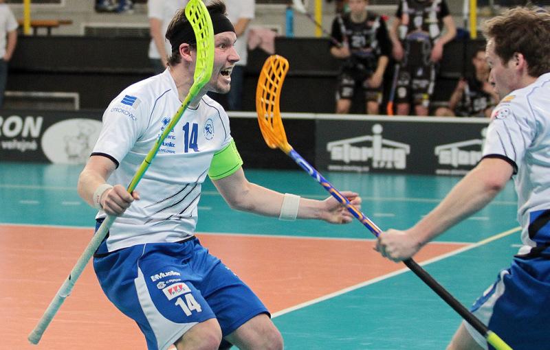 Karel Ťopek a Matěj Koňařík. Foto: flickr FBC Liberec