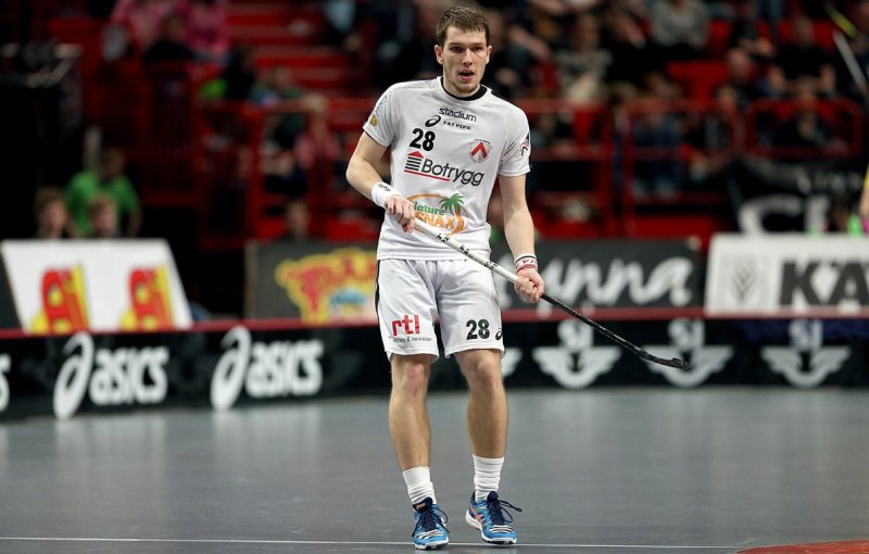 Matěj Jendrišák a švédské superfinále 2015. Foto: Per Wiklund