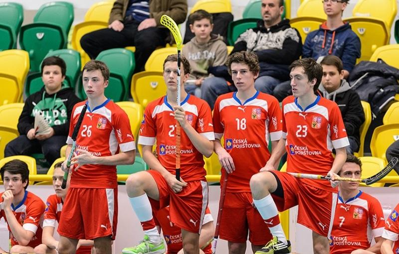 Adam Delong, Petr Tůma, Marek Beneš a David Šimek. Foto: Martin Flousek