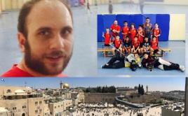 Pavel Polakovič a florbal v Izraeli