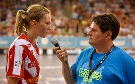 CO 2015, Eliška Krupnová a Pavel Petr. Foto: Pavel Růžička