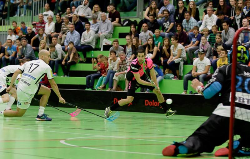 Milan Garčar. Foto: GC Unihockey