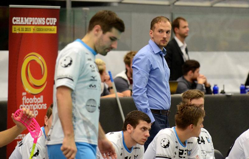 Kouč Jan Pazdera u předchozích pohárových triumfů nebyl. Dovede Boleslav do třetího finále za sebou? Foto: IFF Flickr.