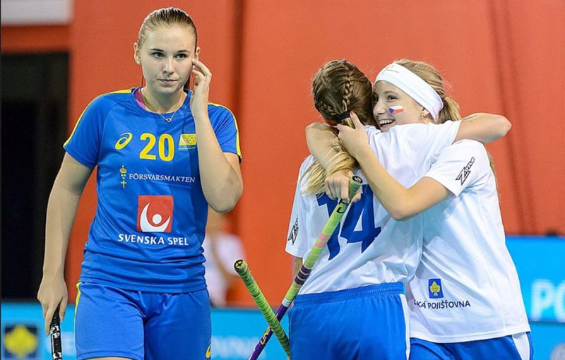 Jak Lucie Pilíková tak Iva Paloncyová (č. 14) v poslední nominaci chybí. Foto: Ota Prášek.