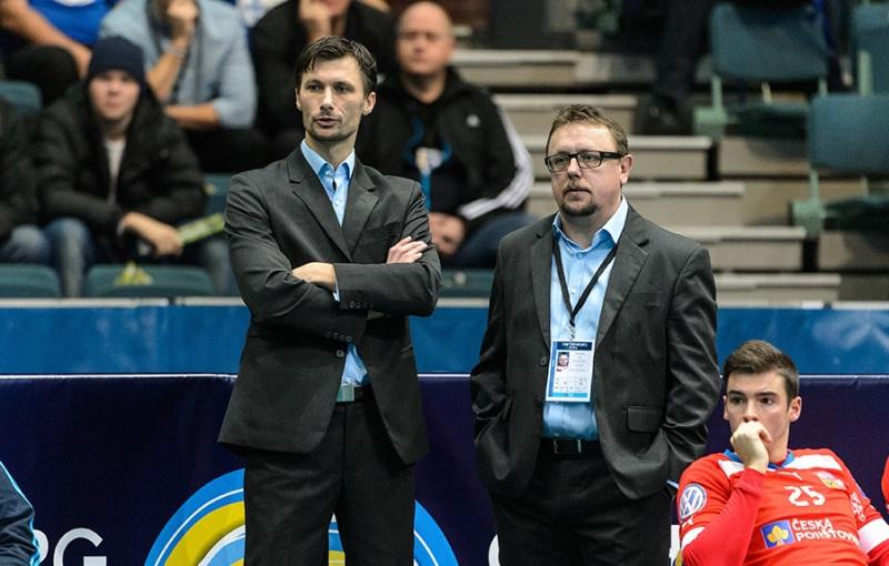 Radim Cepek a Zdeněk Skružný. Foto: Štěpán Černý