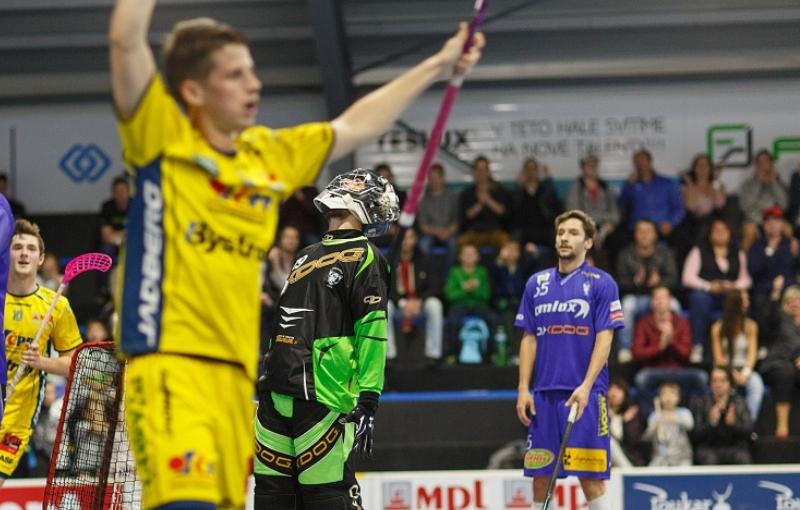FBC Ostrava porazilo Vítkovice v Poháru. Foto: Ladislav Káňa