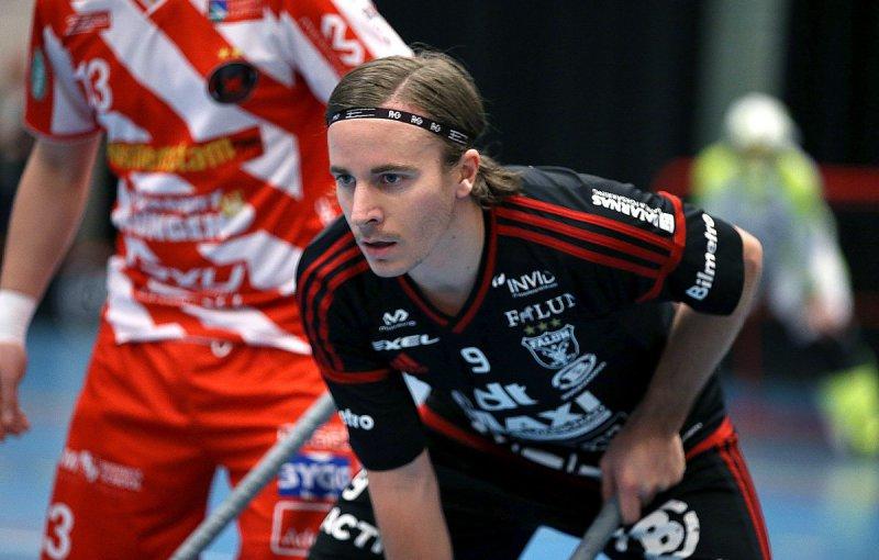Alexander Galante Carlström. Foto: Per Wiklund