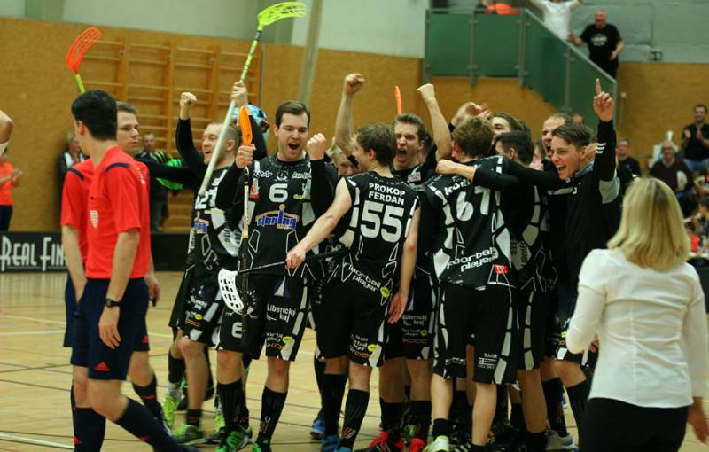 Liberec jede na vítězné vlně. Foto: FBC Liberec