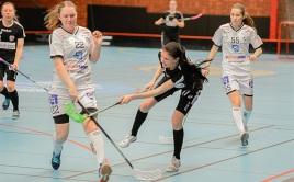 Radka Topičová střílí v duelu s Dalenem. Foto: Anders Bergstrand