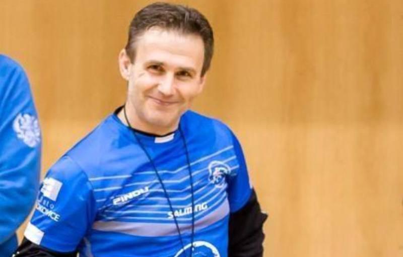 Karel Ševčík skončil jako trenér mužů FBC Ostrava. Foto: Panthers Otrokovice