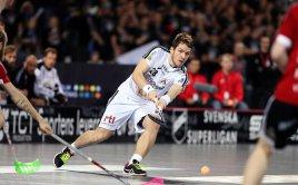 Matěj Jendrišák ve švédském superfinále. Foto: Per Wiklund