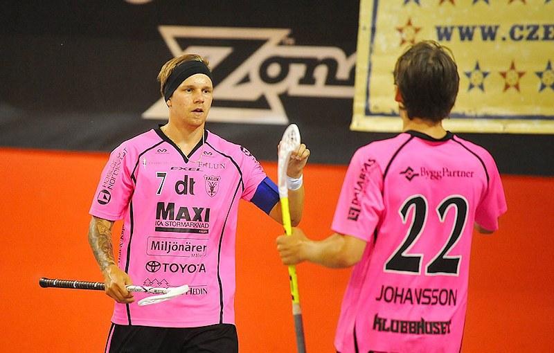 Rasmus Enström a Emil Johansson
