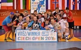 Vítězové otevřené kategorie 1. MVIL Ostrava. Foto: Czech Open