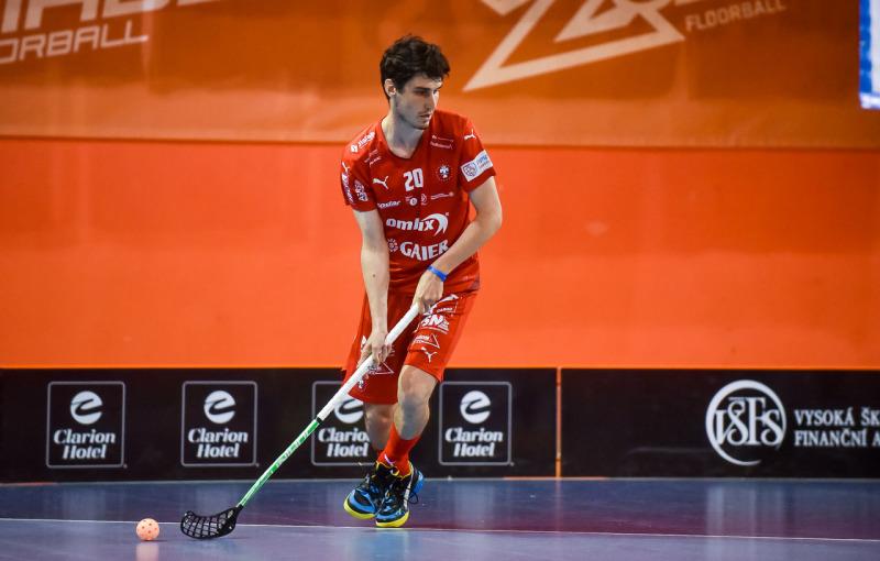 Jan Kolísko z Tatranu Střešovice. Foto: Czech Open