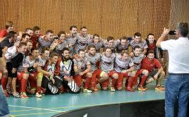 Pardubice šokovaly výhrou nad švédským favoritem! Foto: Czech Open