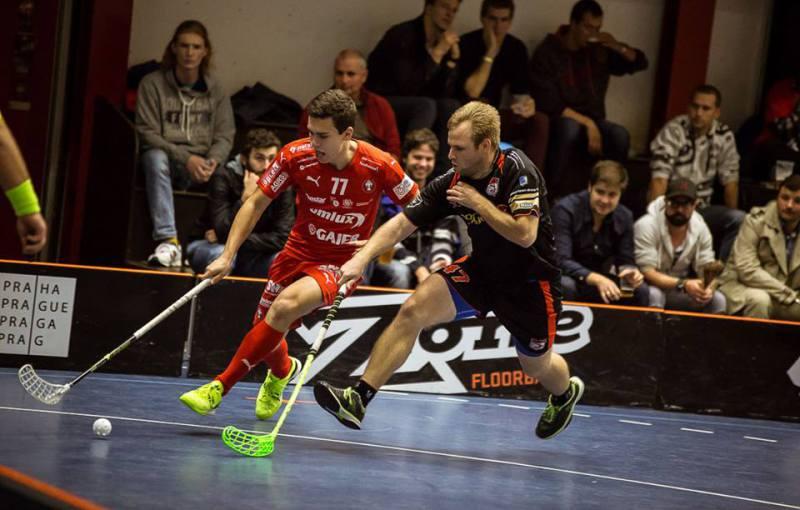 Momentka z pohárové utkání Mukařov - Tatran. Foto: Traverza Mukařov