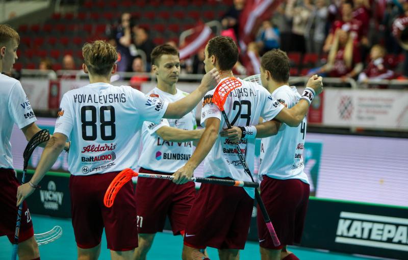 Lotyši porazili Kanadu vysoko 11:1. Foto: Flickr IFF