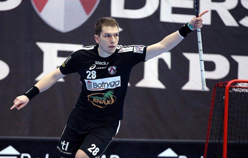 Matěj Jendrišák. Foto: Per Wiklund