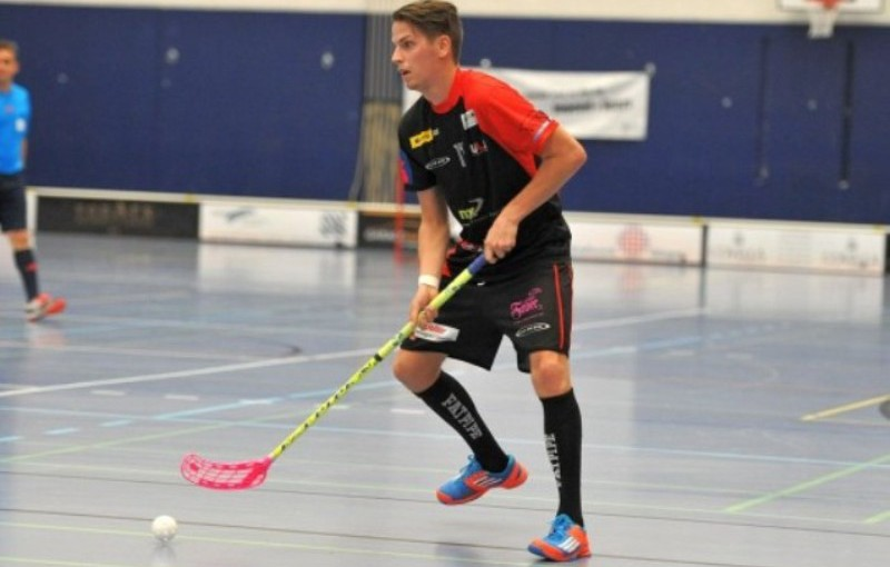 Jan Daniš. Foto: unihockey.ch