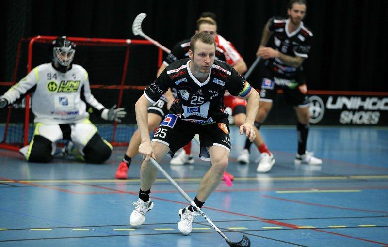 Kapitán Dalenu Ketil Kronberg. Foto: Per Wiklund.