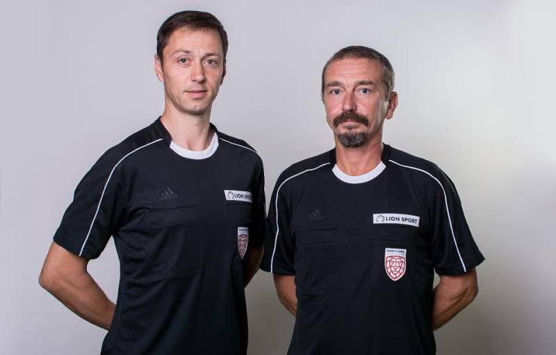 Petr Černý a Jiří Janoušek budou pískat své čtvrté superfinále. Foto: Český florbal