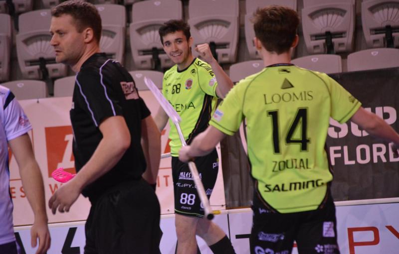 Jan Krejča přispěl k výhře Sparty dvěma góly. Foto: ACEMA Sparta Praha