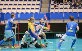 Duel Švédska s Finskem přinesl atraktivní podívanou. Foto: Flickr IFF