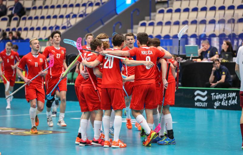 Češi na úvod mistrovství zdolali po boji Lotyšsko. Foto: Flickr IFF
