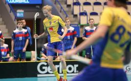 Švédové v úvodním zápase zvládli roli favorita a porazili Slovensko. Foto: Flickr IFF