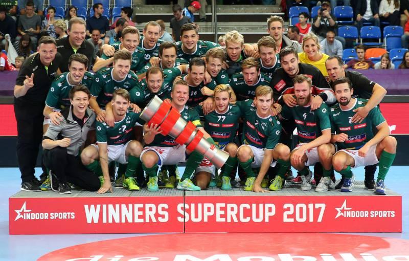 Vítězové švýcarského superpoháru z Wileru. Foto: SV Wiler Ersigen