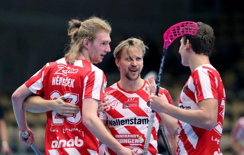 Ondřej Němeček a Marek Beneš. Foto: Per Wiklund