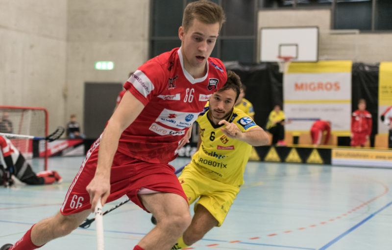 Patrik Dóža sbírá v play off jeden bod za druhým. Foto: Markus Aeschimann, Flickr