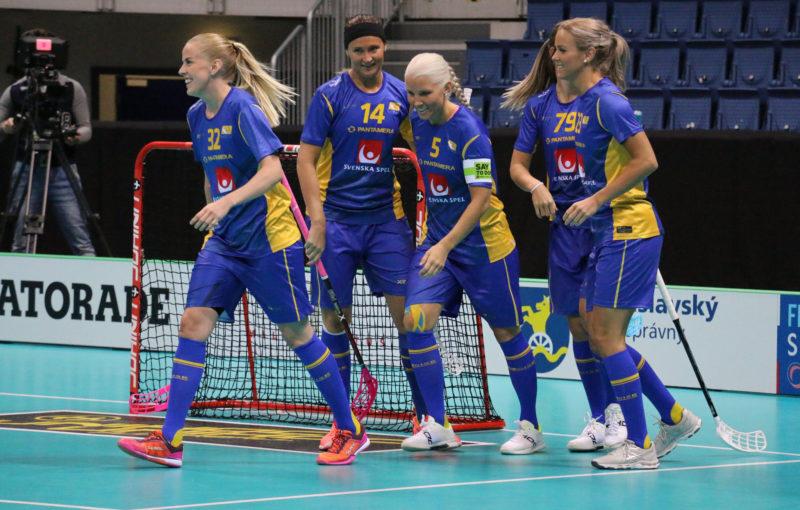 Švédky byly proti Německu nekompromisní. Foto: Flickr IFF