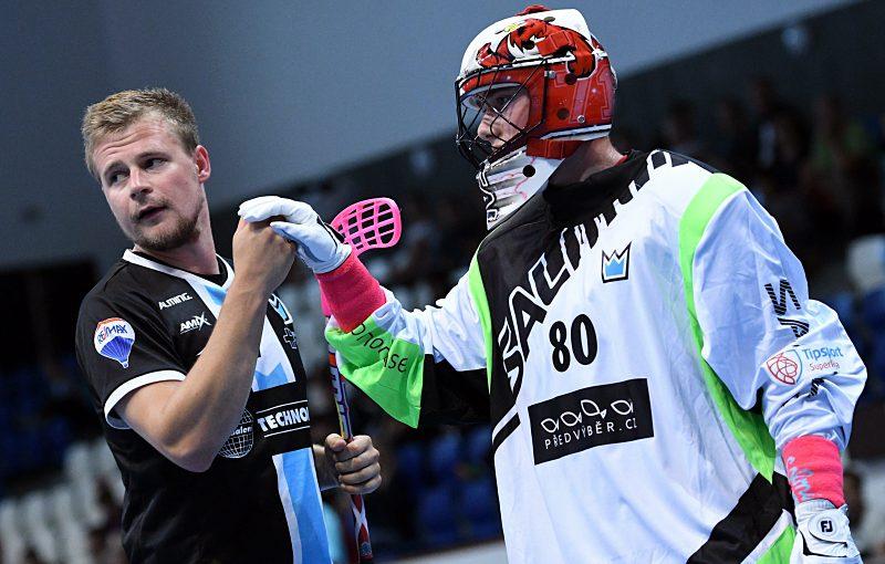 Dva zápasy a stoprocentní zisk bodů. Mladá Boleslav zatím na Bohemia Trophy válí. Foto: Technology Florbal MB