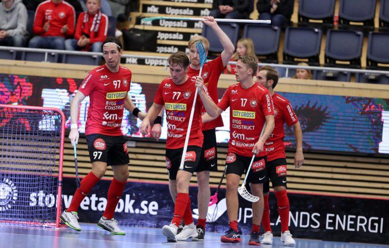 Storvreta je jedním z týmů, které zvolily Premier Floorball League. Foto: Per Wiklund