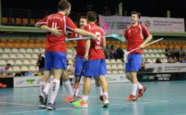 Slovensko v kvalifikaci na MS prohrálo pouze se Švédskem, ostatní soupeře porazilo. Foto: Flickr IFF