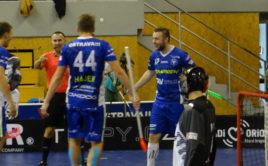 Vítkovice porazily Boleslav v poháru potřetí za poslední čtyři roky. Foto: 1. SC Vítkovice, Český florbal