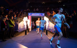 Čeští reprezentanti dnes vyběhnou k duelu se Švýcarskem. Foto: Martin Flousek, Český florbal