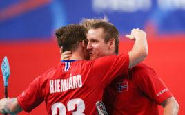 Ketil Kronberg v posledním zápase Norů na MS dal dva góly. Foto: Flickr IFF