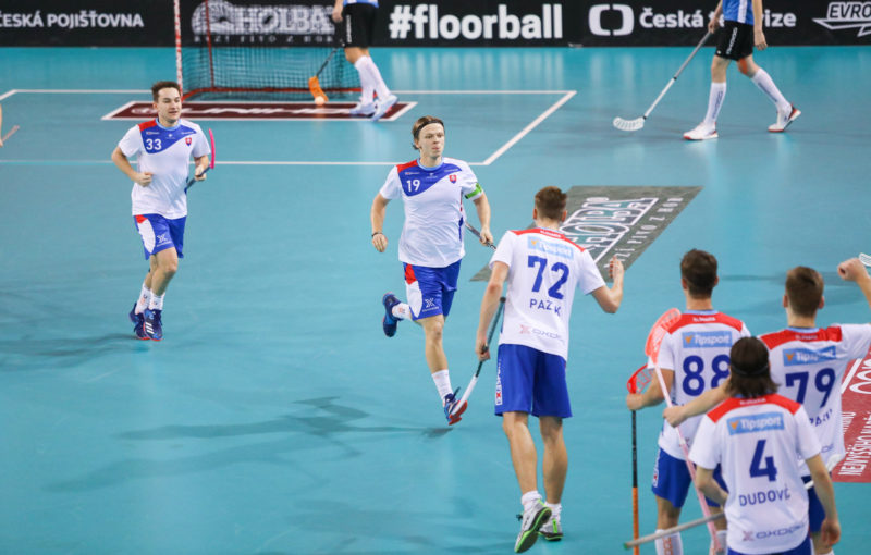 Slováci otočili duel s Estonskem až ve druhé třetině. Foto: Flickr IFF