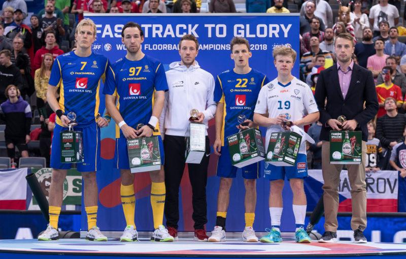Adam Delong byl vybrán mezi nejlepší hráče světového šampionátu. Foto: Flickr IFF