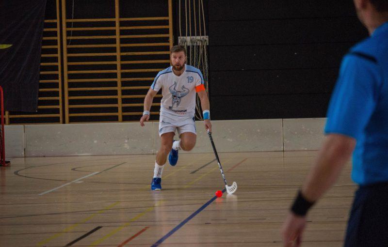 Zase bude možnost vidět Aleše Zálesného v české nejvyšší soutěži. Foto: Regazzi Verbano Unihockey Gordola