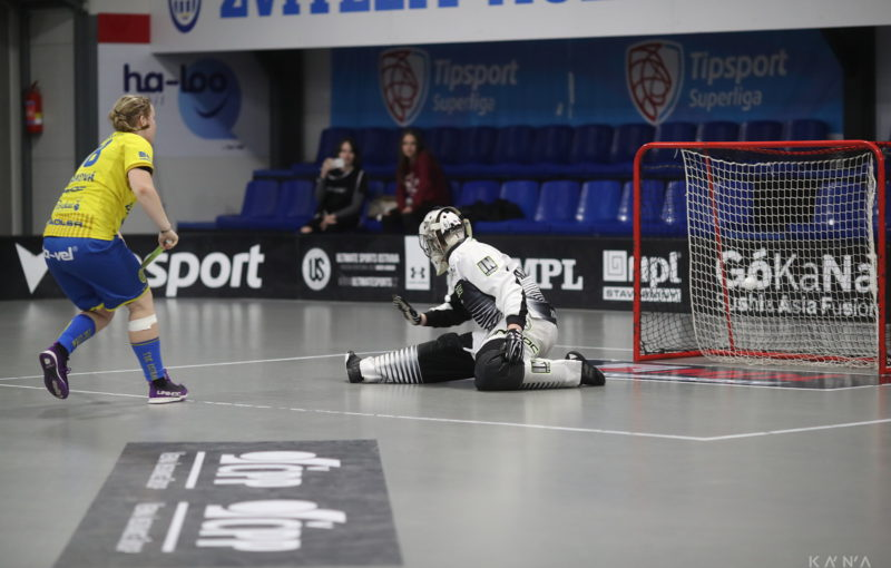 Ostrava získala druhé vítězství až po nájezdech. Foto: Ladislav Káňa - FBC Ostrava