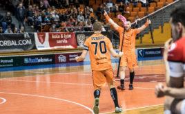 Aleš Jakůbek pomohl Brnu k rozhodující výhře. Foto: Bulldogs Brno, Český florbal